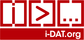 i-DAT Logo red